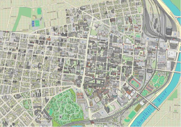 Mastermanurbanstudies  University City Maps